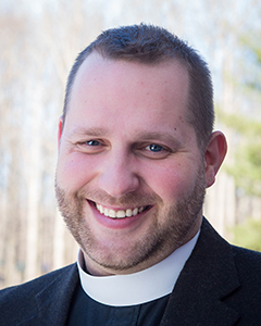 The Rev. Justin Grimm